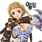 TVアニメ「クイーンズブレイド 流浪の戦士」キャラクターソングCD vol.1 レイナver