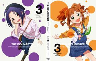 TVアニメ「アイドルマスター3」 [Blu-ray] &[DVD]