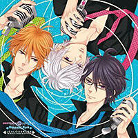 「BROTHERS CONFLICT Brilliant Blue」OP&ED収録シングル
