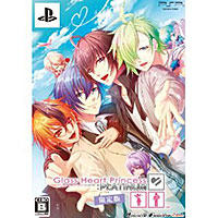 Playstationポータブル 「Glass Heart Princess PLATINUM」