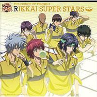 TVアニメ「新テニスの王子様」「THE PRINCE OF TENNIS II RIKKAI SUPER STARS」