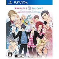 PlayStation Vita「BROTHERS CONFLICT Precious Baby」