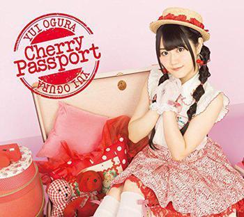 小倉 唯 2stアルバム「Cherry Pasport」
