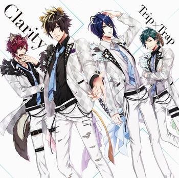 『アニドルカラーズ』 Clarity 1stSingle「Trip×Trap」