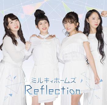 TVアニメ「探偵オペラ ミルキィホームズ アルセーヌ 華麗なる欲望」主題歌ミルキィホームズ New Single「Reflection」