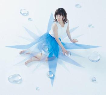 「水瀬いのり」2ndアルバム『BLUE COMPASS』