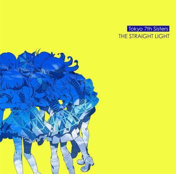 「Tokyo 7th シスターズ」3rdアルバム『THE STRAIGHT LIGHT』