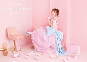 内田彩 AYA UCHIDA Complete Box ~50Songs~