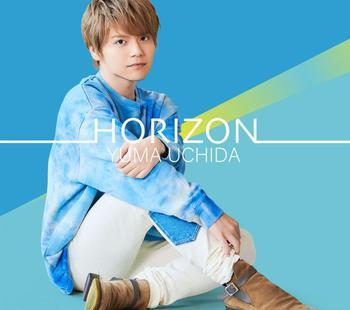 内田雄馬 1st Album「HORIZON」
