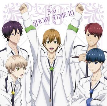 3rd SHOW TIME 10☆ team鳳&華桜会/「スタミュ」ミュージカルソングシリーズ