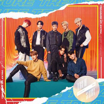 ATEEZ 日本デビューアルバム「TREASURE EP. EXTRA:Shift The Map」