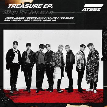 ATEEZ TREASURE EP.Map To Answer