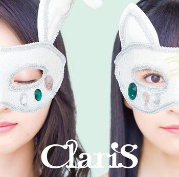 ClariS 10th Anniversary BEST - Green Star -